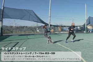 【トレーニング】秋田豊:レジスタンストレーニング (1:00)