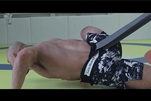 【トレーニング】山田崇太郎:格闘技向けトレーニング (1:23)