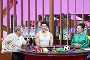 テレビ東京「たけしのニッポンのミカタ!」で、なかやまきんに君が選ぶ家庭で出来るトレーニングアイテムで1位に選ばれました